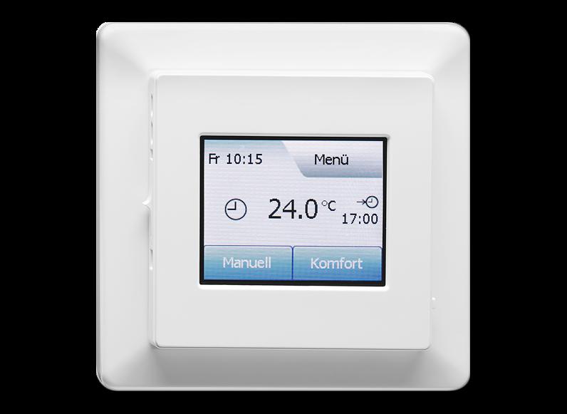 Stiebel Eltron Regulátor teploty RTF-TC (termostat),s podlahovým čidlem pro topnou rohož ST236724